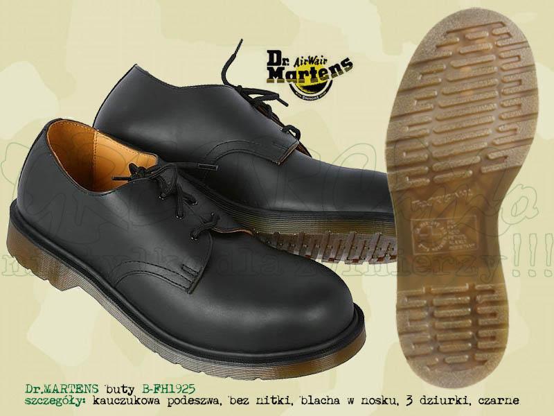przejść do trybu online najwyższa jakość 50% zniżki Dr.Martens buty B-FH1925PW