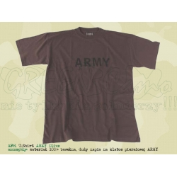 MFH T-Shirt ARMY Olive