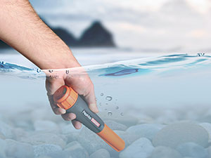 Makro Pointer underwater