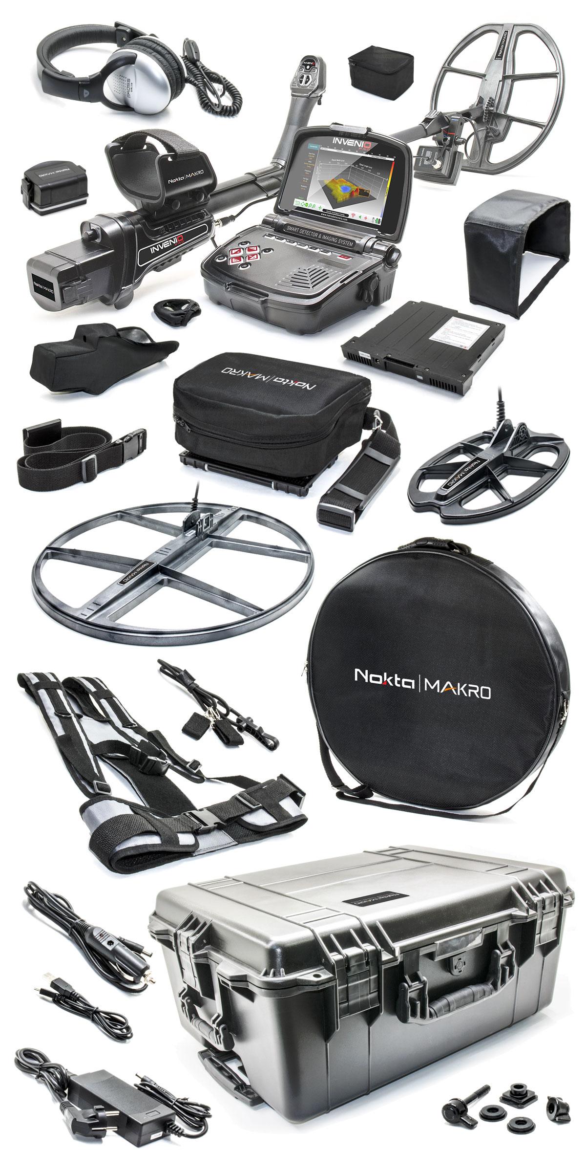 NOKTA & MAKRO Invenio Pro zestaw